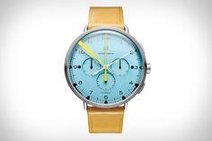 Autodromo Monoposto Chronograph Watch   Uncrate