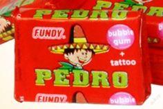 Pedro -  s tetováním - za necelé 2Kč