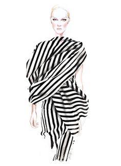 Giambattista Valli Couture Fall 2014 by Antonio Soares