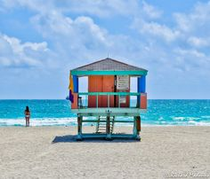 The 14th Street Lighthouse Tower, South Beach Miami by Richard Madonna on 500px