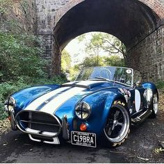 Shelby Cobra - 車についてのすべて - Everything About The Car Ford Shelby Cobra, Shelby Car, Mustang Cobra, Ac Cobra, American Dream Cars, Custom Muscle Cars, Top Luxury Cars, Ford Classic Cars, Unique Cars
