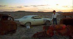 Where Are the Cars From Vanishing Point | Vanishing Point junkyard