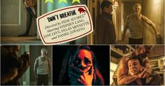 Don't Breathe film review.