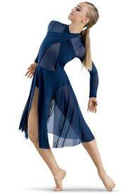 Mesh Halter Wrap Midi Dress