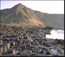 Giants Causeway - been there, loved it, and want to go again.  It was the coolest place I have ever seen!