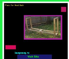 Plans For Wood Rack 170813 - The Best Image Search