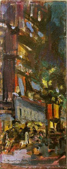 Константин Коровин - Париж