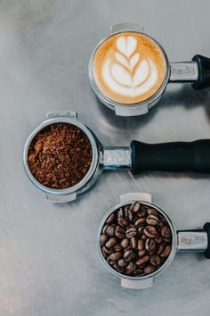 Coffee, beans, coffee shop and latte HD photo by Nathan Dumlao ( on Unsplash Coffee Shot, Coffee Cafe, Coffee Break, Coffee Drinks, Coffee Mugs, Iced Coffee, Morning Coffee, Coffee Shop Menu, Folgers Coffee