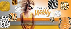 DFT Wild - Thrive Wildly! Appetite suppressant, weight management, energy booster...you name it, THRIVE will help you get where you want to be! chuber23@gmail.com for any questions or to enroll for FREE!