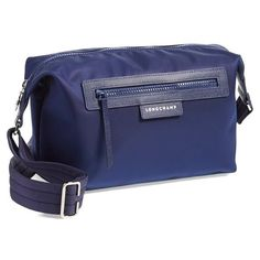 Longchamp 'Le Pliage Neo' Crossbody Bag (3.534.300 IDR) ❤ liked on Polyvore