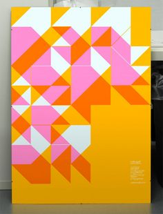 Graphic Design: Four stunning new typefaces and screen-prints from MuirMcNeil