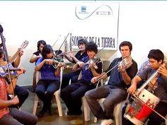 MUSICA DE LA BASURA-SONIDOS DE LA TIERRA -CNN - PARAGUAY-GARELLI
