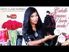 CABELLO PERUANO, EL BOOM DE LA MODA! Por DAYSI GLAM NORWAY. - YouTube Youtube, Norway, Crown, Videos, Fashion, Hair, Moda, Fashion Styles, Fashion Illustrations