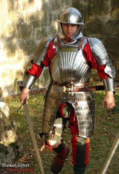 I want this armor for my landsknecht kit.