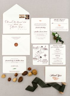 Fall Georgia Wedding by Rustic White Photography - Southern Weddings