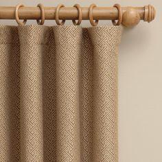 Niche Sedgwick Braxton Cotton Grommet Single Curtain Panel