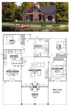 Modified Plan 44490