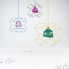WTF lamps by Sergey Ivov | Design Milk