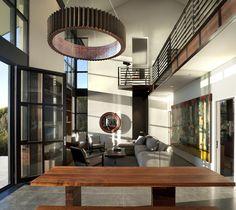 Olson Kundig Architects - Project - False Bay Residence