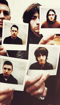old school arctic monkeys