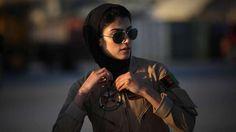 Niloofar Rahmani (23) ist Pilotin der afghanischen Luftwaffe