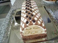 Rezept: Cappuccino-Torte