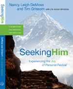 Seeking Him - I need to get back into this study!