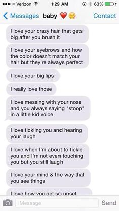Boy that tells you this cute couple text messages, sweet text messages, fun Cute Couple Quotes, Cute Couple Text Messages, Couple Goals Tumblr, Sweet Text Messages, Funny Messages, Cute Couples Texts, Couple Texts, Cute Couples Goals, Cute Relationship Texts