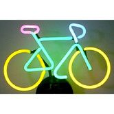 Found it at Wayfair - Business Signs Bicycle Neon Sign