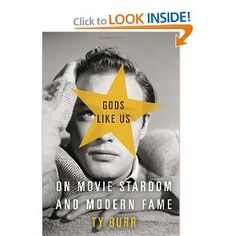 Gods Like Us: On Movie Stardom and Modern Fame-My pick for my carry on! I've become obsessed with this stuff since reading Carrie Fischer's Wishful Drinking.