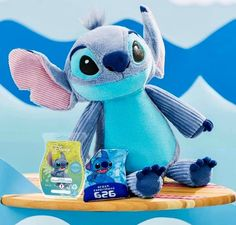 A new Scentsy buddy is here!  With his own scent!  Contact me to get yours before he sells out! Disney Stich, Lilo Und Stitch, Scented Wax Warmer, Wax Warmers, Thing 1, Entryway Decor, Smurfs, Cute, Valencia Orange