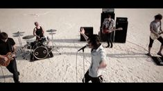 "Chiodos ""Caves"" Official Music Video. I really like this song"