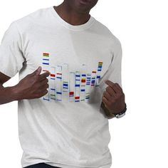 Dna WorkUp T-shirt from http://www.zazzle.com/forensic+science+gifts