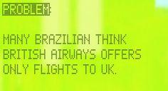 British Airways non vola solo in UK
