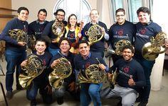 A Venezuelan Horn Hangout!