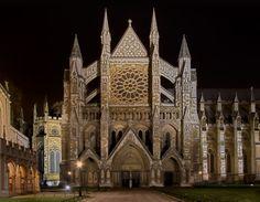© Ryan McGinnis/Getty Images Westminster Abbey, Londres Se encuentra en la Ciudad de Westminster y se construyó en el S.XI.
