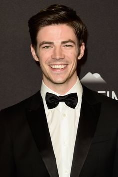 "25 Pictures of Grant Gustin That Give New Meaning to the Phrase ""Hot Flash"""