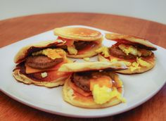 Blog post at Build A Menu Blog : Pancakes are one of our all-time favorite…