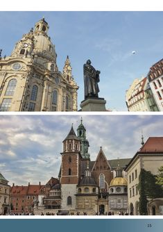 Krakow, Dresden, Barcelona Cathedral, Safari, Building, Travel, Viajes, Buildings, Destinations