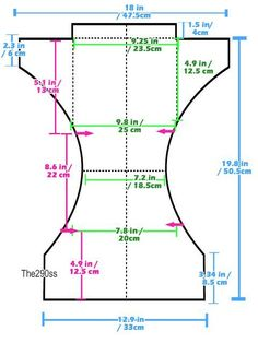 Tutorial: Sewing Cloth Diapers (One Size Pocket Diapers) - womens tren. Tutorial: Sewing Cloth Diapers (One Size Pocket Diapers) - womens trendy clothing, store of clothes, womens clothing for men *ad. Baby Sewing Projects, Sewing For Kids, Sewing Tutorials, Tutorial Sewing, Sewing Diy, Sewing Baby Clothes, Doll Clothes Patterns, Diy Clothes, Clothes Sizes