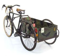 sidecar on bugout trike:
