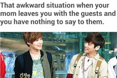 For real. And taemin's face is so funny