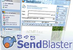 WOW! send software Send Blaster new version email marketing on fiverr.com