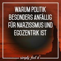 Politik, Narzissmus, Egozentrik, Trump