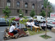 Parking Day 2012 SCL