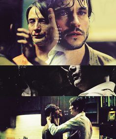 """Hannibal and Will   """"I See You Now"""""""