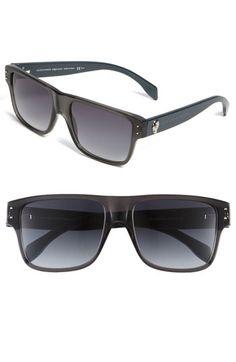 Alexander McQueen Retro Inspired Sunglasses at Nordstrom