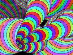 psychedelic acid art - Google-haku