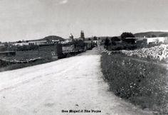 Calle camino de San Miguel el Alto Jalisco Mexico   16