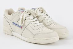 save off fbe19 88fac Reebok Classic Trainers, Reebok Workout Plus, Red Images, Tomboy Fashion,  Classic White